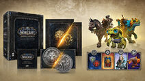 World of Warcraft Collectors Edition Items