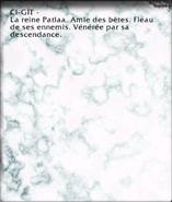 Affiche (Sépulcre des Dahazi) 2