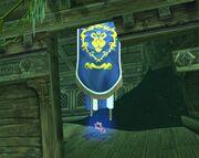 Alliance Banner Jade Forest