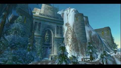 Dwarf In-Game Intro (World of Warcraft)
