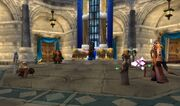 Meeting at Stormwind Keep