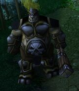 Mug'thol modèle Warcraft 3 The Frozen Throne