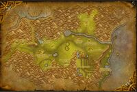 Les Hinterlands map cata
