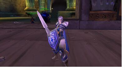 Tyrath warrior