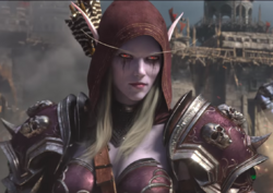 Sylvanas-cinematic