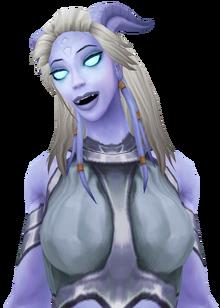 Kurena priestess