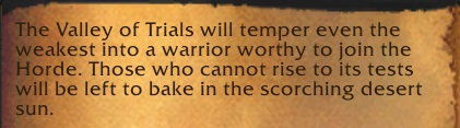 Valley of Trials text 1