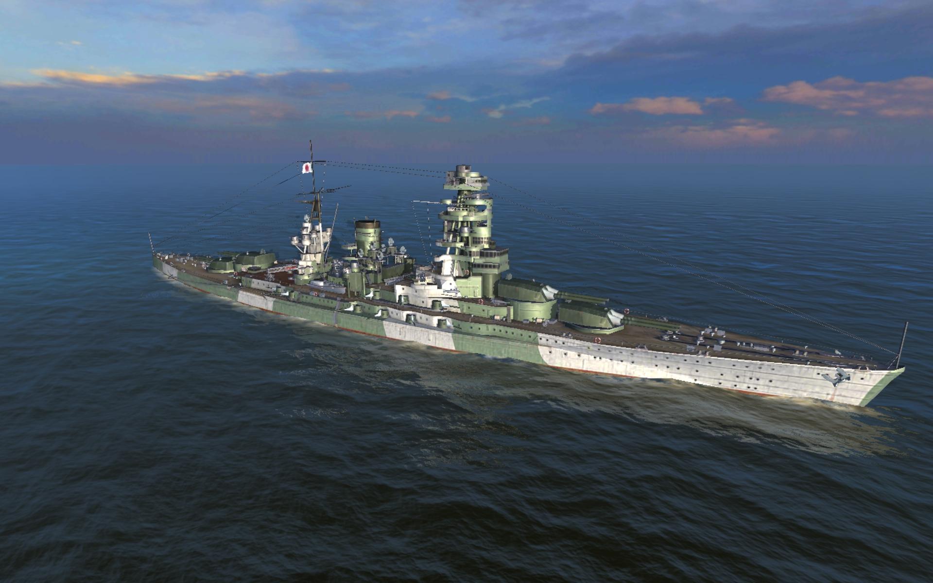 Nagato | World of Warships Blitz Wiki | FANDOM powered by Wikia