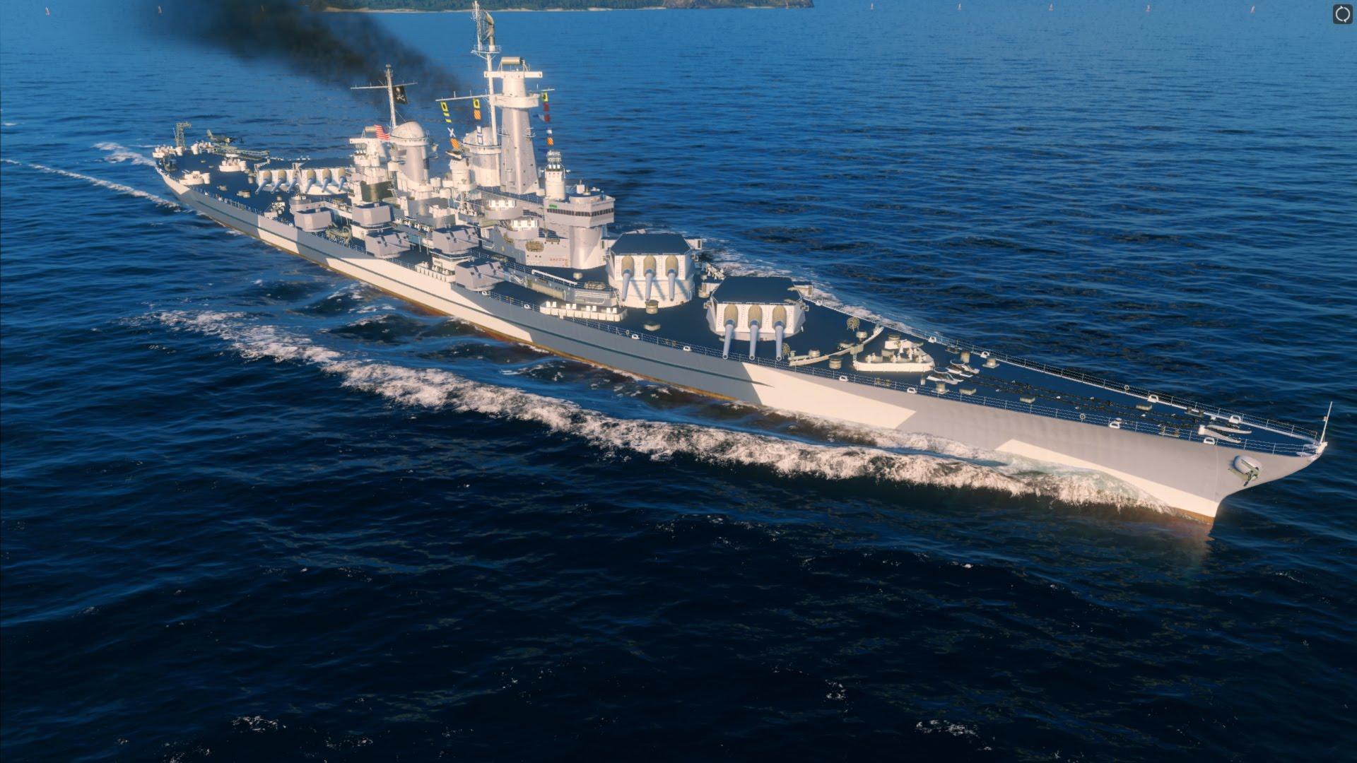 Montana | World of Warships Blitz Wiki | FANDOM powered by Wikia