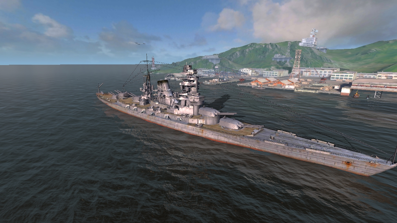 Amagi | World of Warships Blitz Wiki | FANDOM powered by Wikia