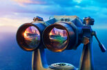 Binoculars of war