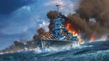 Royal Navy Battleship