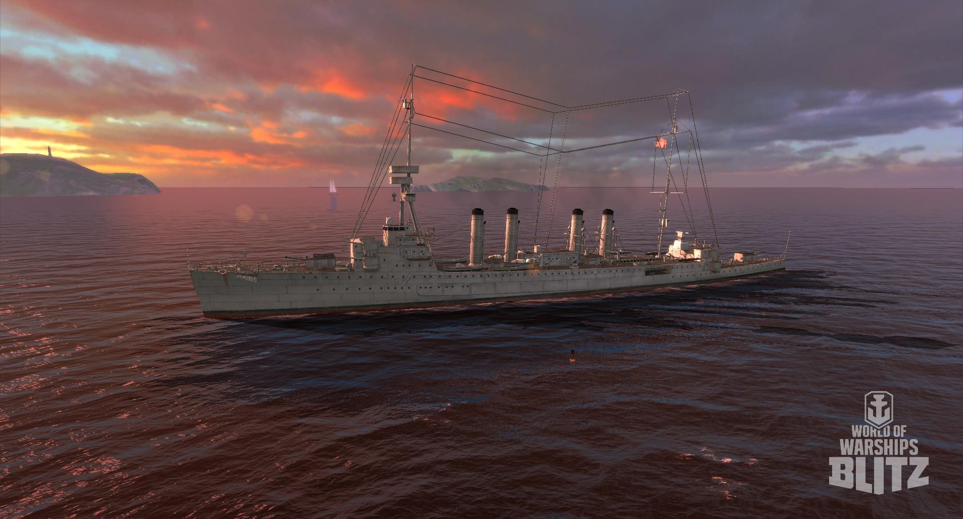 Omaha | World of Warships Blitz Wiki | FANDOM powered by Wikia