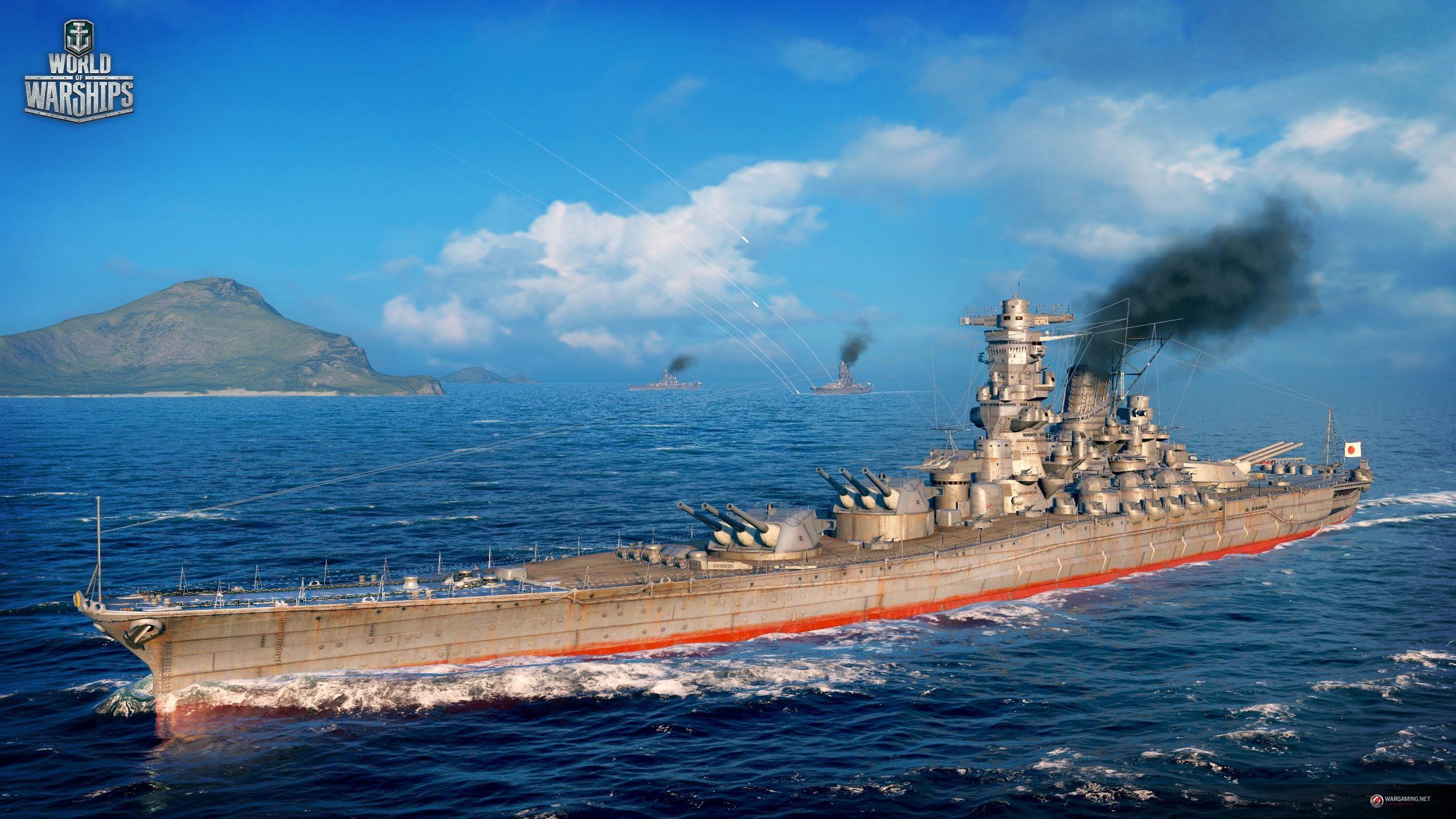 Yamato World Of Warships Blitz Wiki Fandom