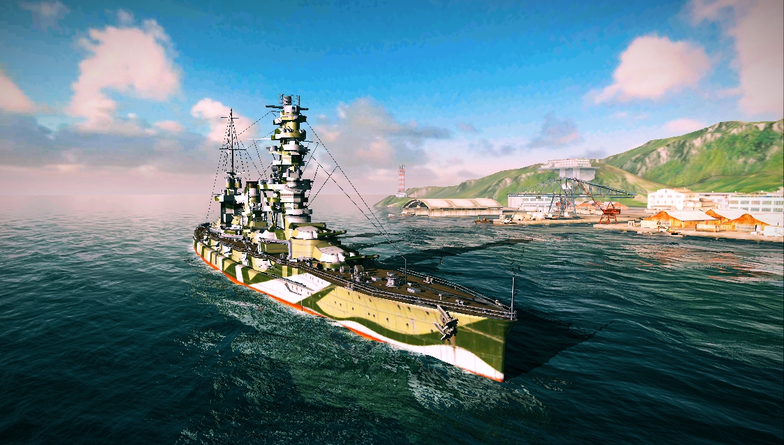Fuso | World of Warships Blitz Wiki | FANDOM powered by Wikia
