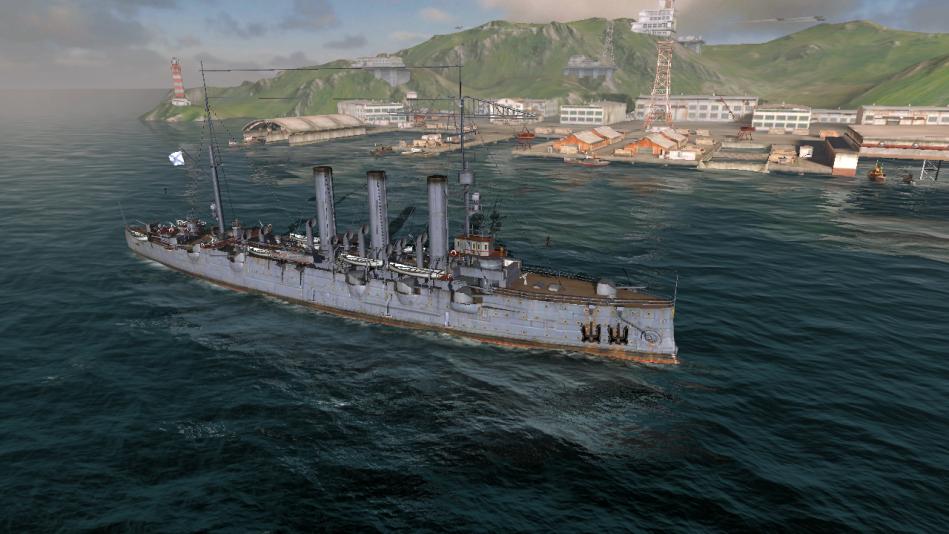 Aurora | World of Warships Blitz Wiki | FANDOM powered by Wikia