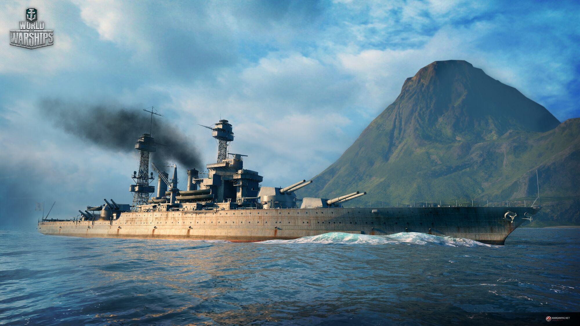 Colorado | World of Warships Blitz Wiki | FANDOM powered by