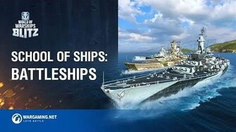 School of Ships Battleships