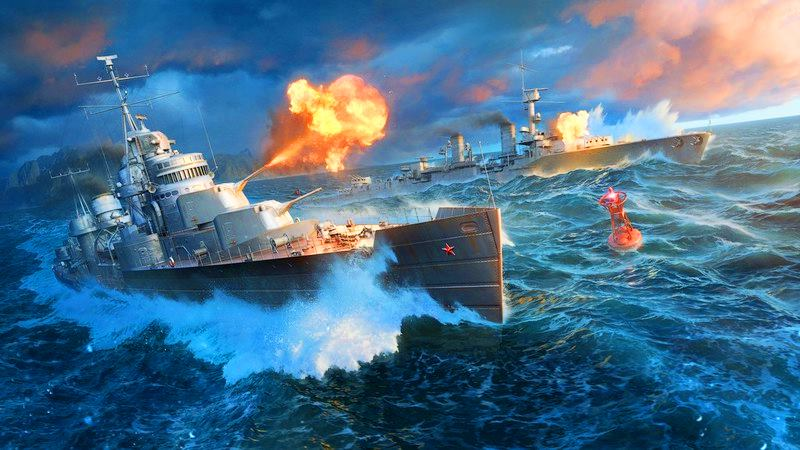 World of Warships Blitz Wiki | FANDOM powered by Wikia