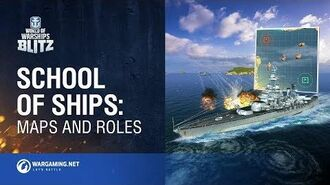 School Of Ships Ep. 3 Maps and Roles