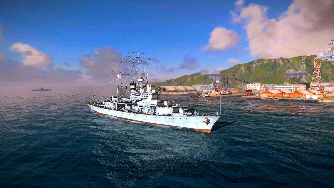 Erie | World of Warships Blitz Wiki | FANDOM powered by Wikia