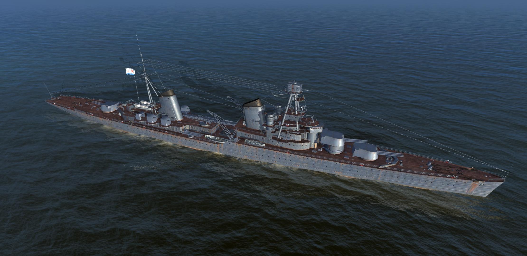 Kirov World Of Warships Blitz Wiki Fandom