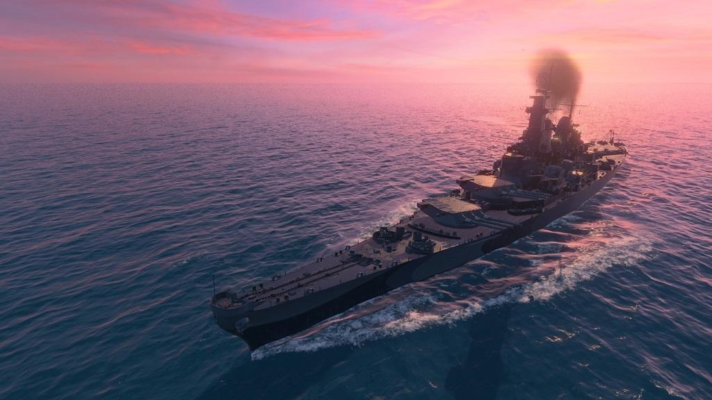 Iowa   World of Warships Blitz Wiki   FANDOM powered by Wikia