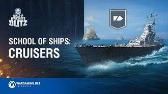 School Of Ships Ep. 5 Cruisers