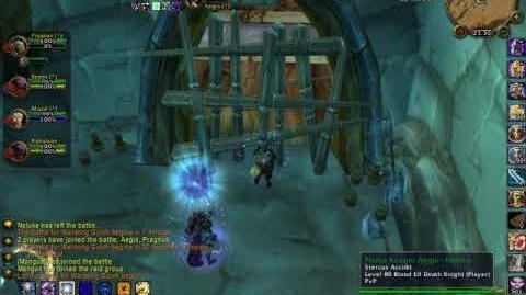 World of Warcraft Gameplay - Warsong Gulch (Part 1)