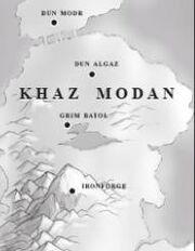 KhazModanregion