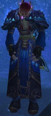 Mage-Commander Evenstar