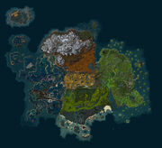Pandaria full minimap beta