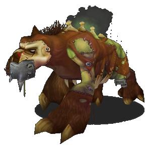 Undead Beast