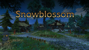 World of Warcraft Island Expedition Snowblossom - patch 8.2.0 - Blizzcon 2018