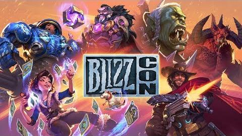 BlizzCon 2018 Opening Ceremony