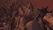 Remnants of Staghelm Point in Silithus the Wound