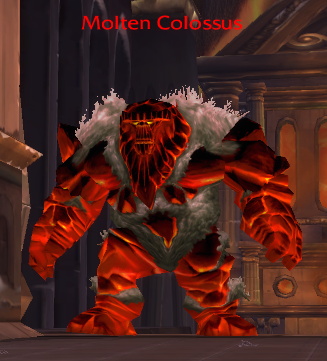 Molten Colossus
