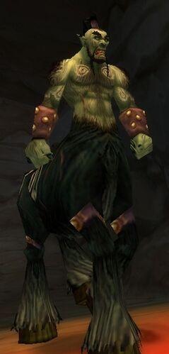 Cursed Centaur