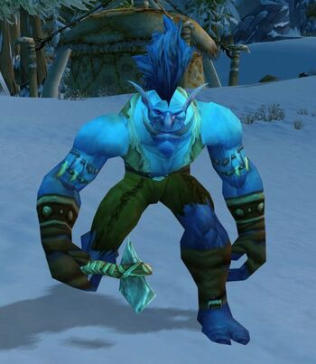 Frostmane Troll