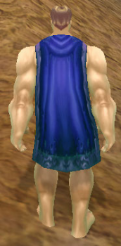Sage's Cloak, Dirt Background, Human Male
