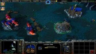 Warcraft III-Reign of Chaos-The Shore of Northend