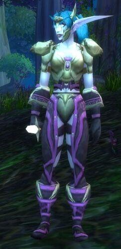 Silverwing Warrior