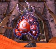 High Warlord's Shield Wall