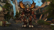 Highmountain Tauren male