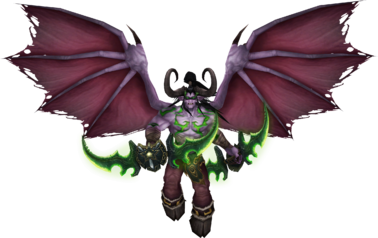 Illidan Demon