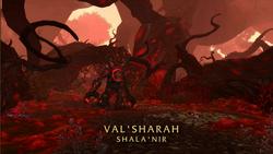 Legion - Val'sharah Shala'nir