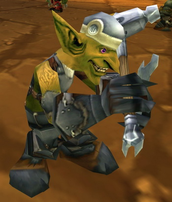 Goblin Siege Engineer