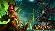Lord Illidan & His Demon Hunters - Warcraft Lore
