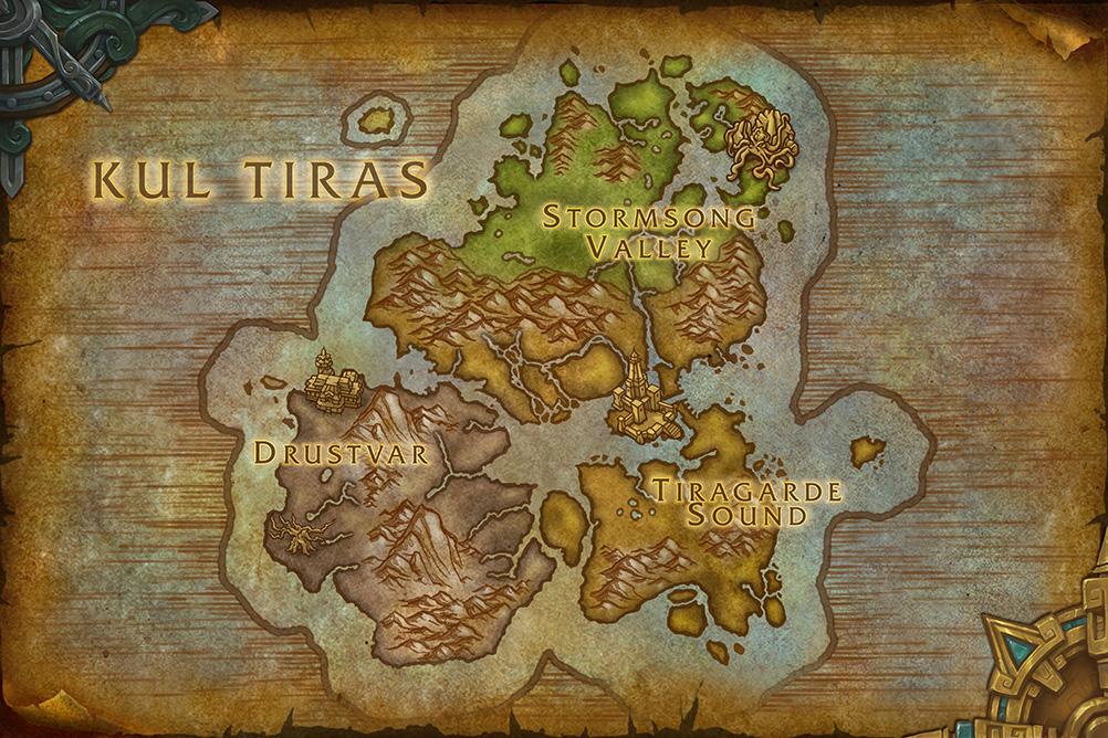 Battle For Azeroth World Map Battle for Azeroth maps | WoWWiki | Fandom