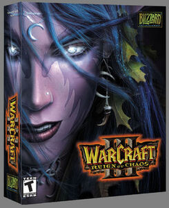 War3 box nightelf